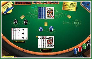 Caribbean Poker Free Game - PLAY NOW!