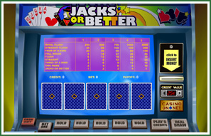 Video Poker Free Game - PLAY NOW!